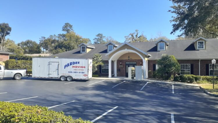 Pardee Moving & Storage - Moving Company in Ocala Florida - Ocala Movers